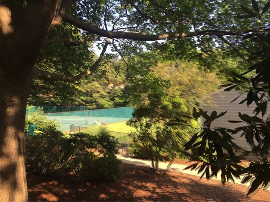 Rockport Inn and Suites: Tennis Courts