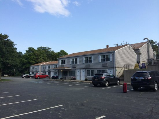 Rockport Inn and Suites: Outside