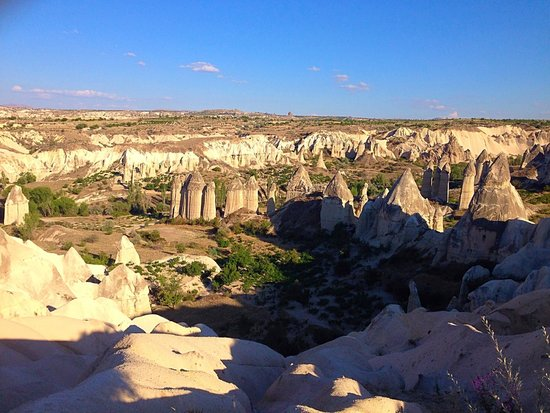Goreme Inn Hotel: Beautiful nearby sites