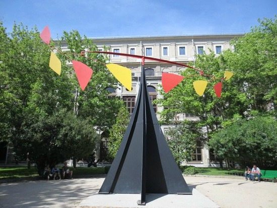 Musée Reina Sofía : Calder,Carmen