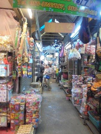 Chatuchak Park: le marché