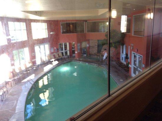 Grand Canyon Railway Hotel: Pool hot tub exercise area