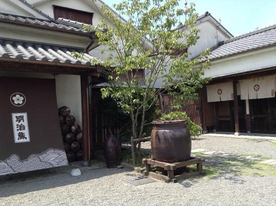 Satsuma Shuzo Brewery Meijigura: 趣きあります
