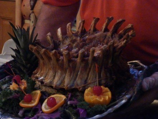 Thunder Bay Resort : Food