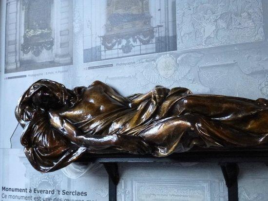Everard 't Serclaes: Monument à Everard't Serclaes