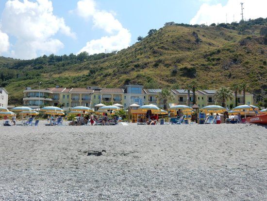 Hotel La Tonnara: spiaggia