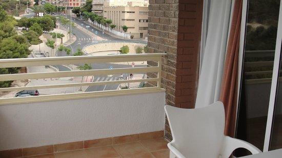 Hotel Maya Alicante: Balcony
