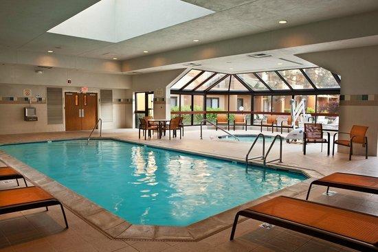 Courtyard Boulder: Indoor Pool & Whirlpool
