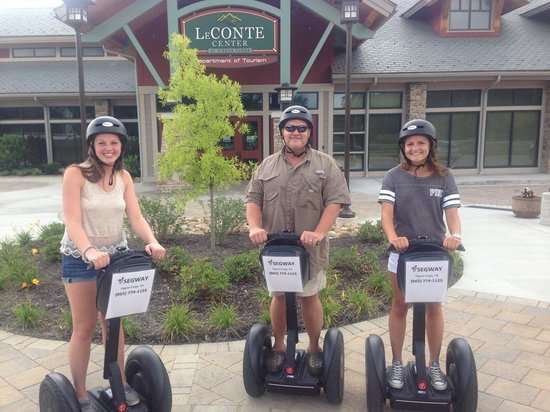 Segway Rentals and Sales of Pigeon Forge