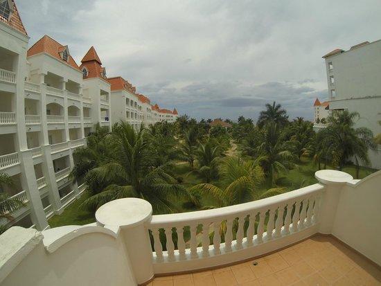 Grand Bahia Principe Jamaica: Balcón
