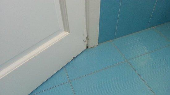Alkyon Hotel : Bathroom's detail