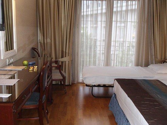 Recital Hotel: habitación 404