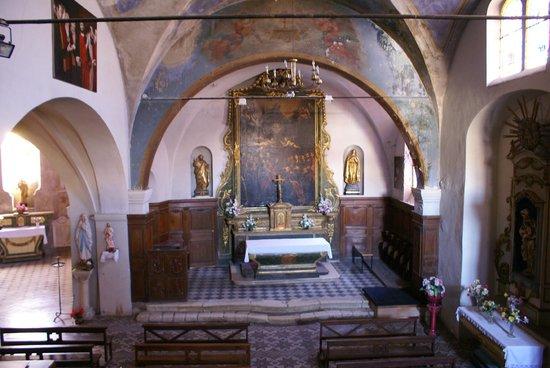 Cagnes-sur-Mer, France: Igreja