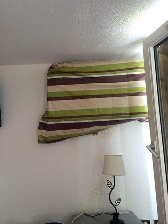 Hotel MG - Citotel: La chambre super crade