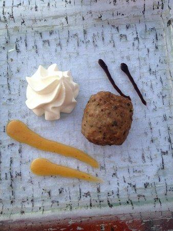 Melenos Lindos Hotel: Meat ball