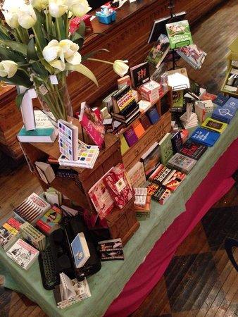Beetz Me: Books!