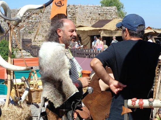 Grande Mercado Medieval de Obidos: Um verdadeiro cidadão medieval.
