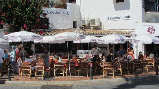 Salduba pub
