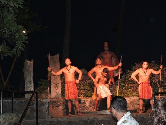 Drums of the Pacific Lu'au: Luau