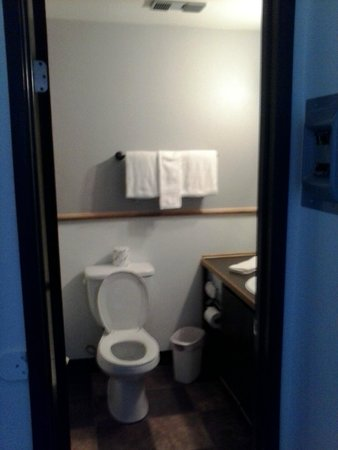 Kennewick Suites: Bathroom