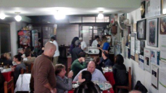 Chez Wong : Vista del local