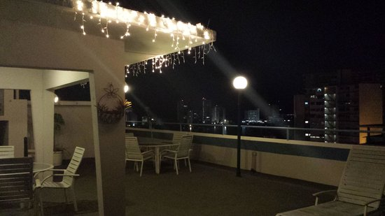 Hotel Miramar: Rooftop view, breathtaking!