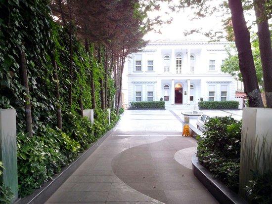 Bosphorus Palace Hotel: Giriş