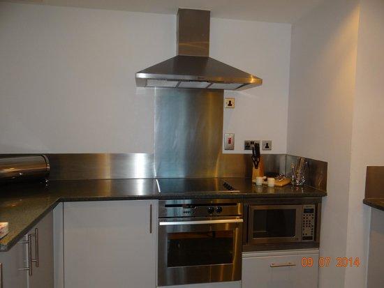 196 Bishopsgate : Cocina