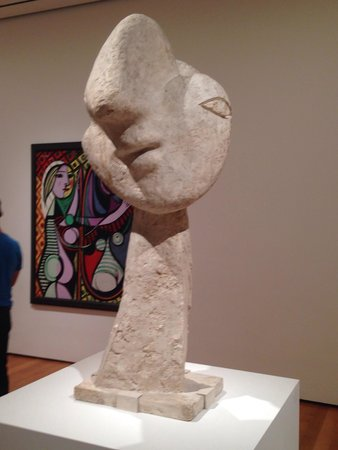 The Museum of Modern Art (MoMA) : Picasso, presente.