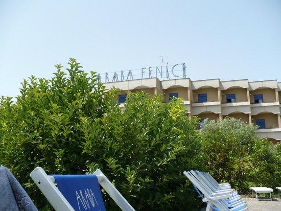 Araba Fenice Village : Struttura centrale