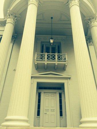 Mississippi Governor's Mansion: Front of Governor's Mansion