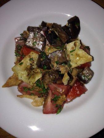 Lavanda: Summer salad