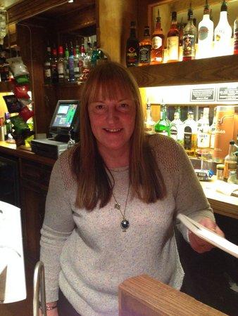 The Globe Inn: Landlady start in 2013 summer time