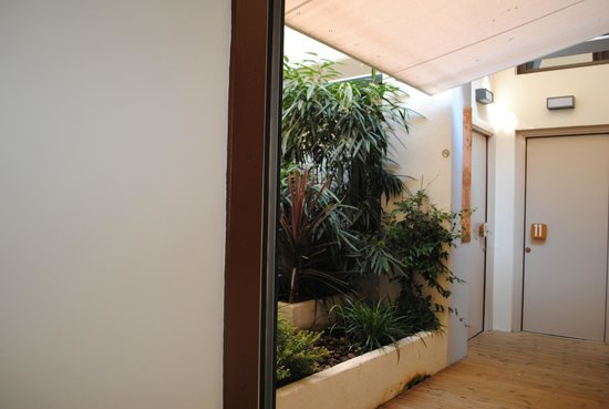 Casa Bella Gracia : Patio interior