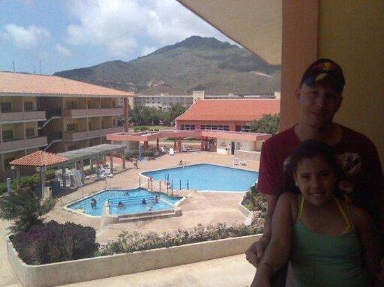 Dunes Hotel & Beach Resort : En la habitacion