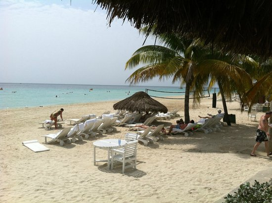 Couples Swept Away: Negril Beach