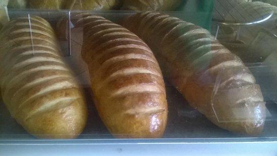 La Ceiba Bakery: Ummm una delicia Colombiana