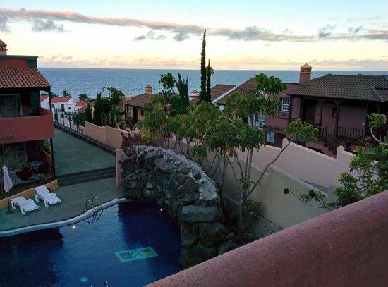 El Cerrito Apartamentos: Vistas al mar