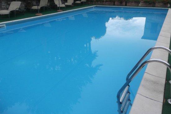 Grand Hotel Cadenabbia: Pool