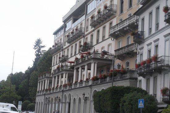 Grand Hotel Cadenabbia: Hotel