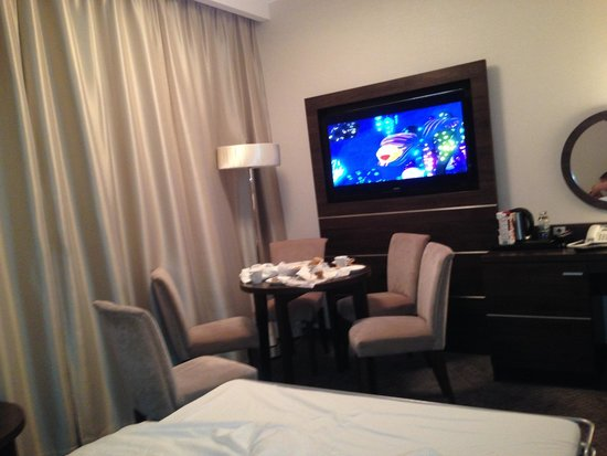 Hotel Rozany Gaj: One of the bedrooms