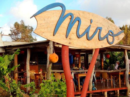 Miro Restobar : Vista do Restaurante