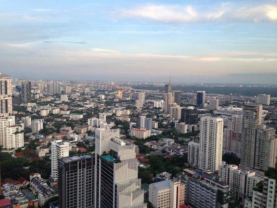 Emporium Suites by Chatrium : 40th floor view