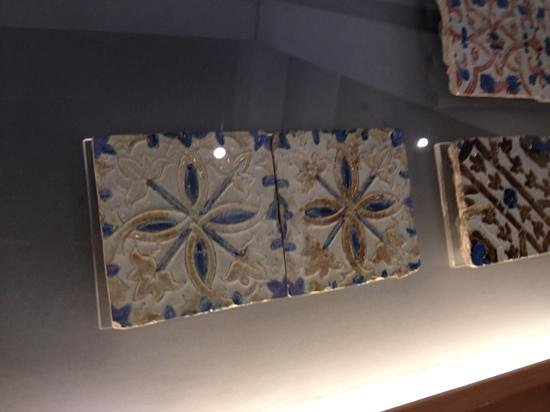 Museo Nacional del Azulejo: old beatifull azulejos