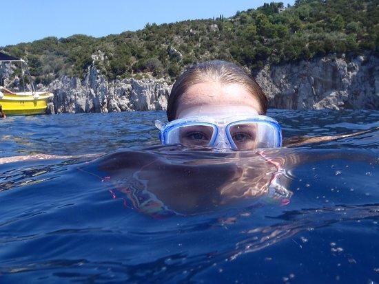 Capri Whales di Wendy : Snorkeling