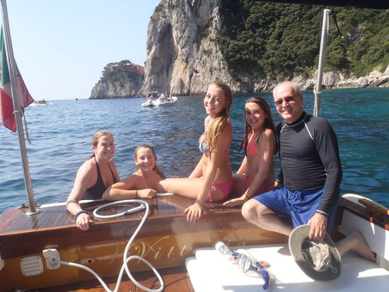 Capri Whales di Wendy