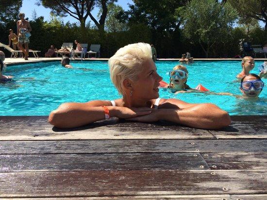 Orbetello Camping Village: Beautiful swimmingpool