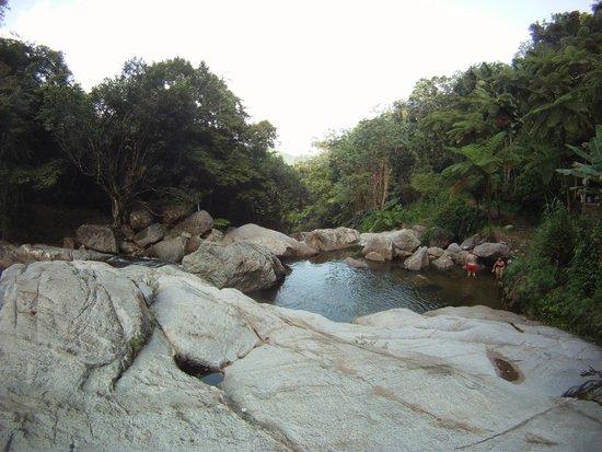 Casa Cubuy Ecolodge: Swimming pool