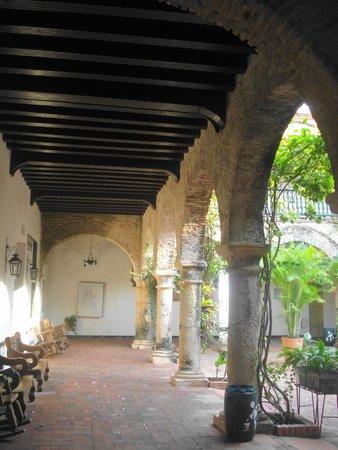 Convento La Popa de la Galera : arcos