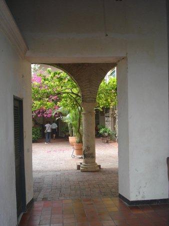 Convento La Popa de la Galera : jardines